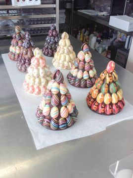 Easter Egg Table Centrepieces