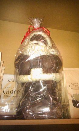 Giant Santa.